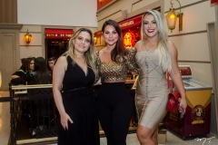 Tatiana Oliva, Jamile e Maiara Lima