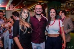 Vitória Sarah, André Costa e Nadja Costa