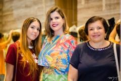 Lívia, Manuela e Inês Esmeraldo