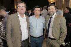 Flavio Ataliba, João Mario E Elcio Batista