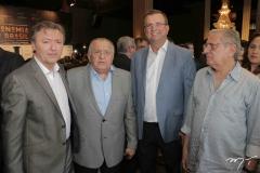 Mauricio Filizola, Joao Carlos Paes Mendonça, Gerson Lucena e Nilo Sergio Holanda Gomes