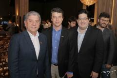 Sampaio Filho, André Siqueira E Yuri Torquato