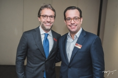 Francisco Marinho e Ivo Machado