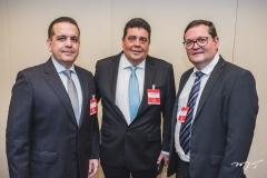 Germano Belchior, Joaquim Caracas e Paulo Luna
