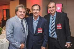 Ivan Bezerra, Beto Studart e Alexandre Sales