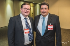 Paulo Luna e Joaquim Caracas