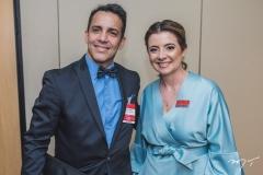 Raul Amaral e Emilia Buarque