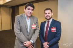 Raul Santos e Vitor Pedroza