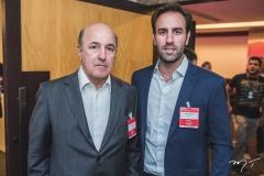 Silvio e Vitor Frota