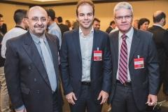 Wotson Freitas, Drauzio Barros Leal e Edson Arouche