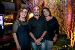 Ana Lucia Woff, Marcos e Andreia Novais