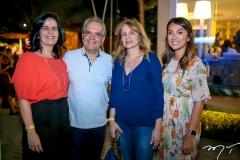 Inês Sobreira, Ricardo Braga,Teresa Uchoa e Flavia Beltrão