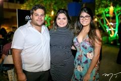Leandro e Rebeca Bessa e Leticia Machado