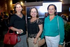Marimilia Campos,Graça Barreto e Socorro Araujo