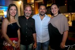 Nathalia Magalhães, Macos Novais, Pedro Franco e Patricia Bessa
