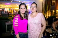 Rachell Aguiar e Karine Maia