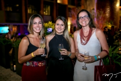 Rafaela Farias,Erika Capistrano e Mariana Farias