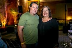 Renato Pereira e Monica Moreira