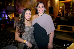 Vitoria e Patricia Bessa