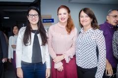 Bianca Pinheiro, Enid Câmara e Juniá Elian