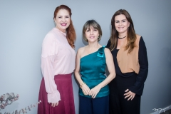 Enid Câmara, Circe Jane e Ivana Bezerra Rangel