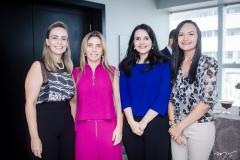 Leiliana e Suemy Vasconcelos, Wiliane Loren e Arlene Castelo Branco
