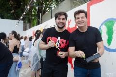 Itaquê Figueiredo e Gustavo Serpa