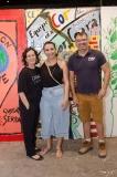 Neuma Figueiredo, Mariana Queiroz e Edson França