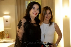 Ana Juaçaba e Carmen Inês
