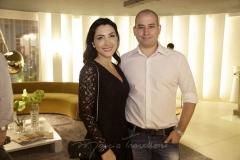 Daniele e Andre Linheiro