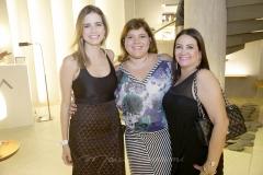 Gisela Frank, Gisela Vieira e Cristina Albuquerque