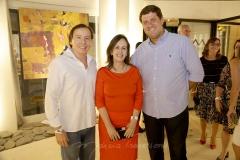Ildelfonso Rodrigues, Neuma Figueiredo e Rafael Rodrigues