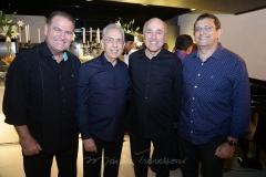 Jório da Escócia, Paulo Ponte, Silvio Frota e José Guedes