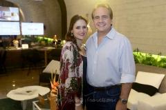 Manoela e Ricardo Barcelar