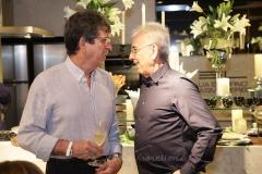 Márcio Távora e Paulo Ponte