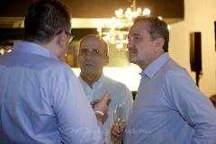 Marcos Gomie, José Quinto e Bismark Maia