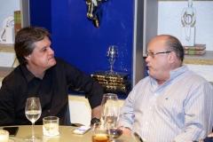 Paulo Miranda e Philomeno Junior