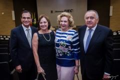 Beto Studart, Ana Studart, Auxiliadora e João Carlos-Paes Mendonça