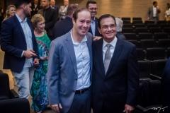 Cesar Ribeiro e Beto Studart