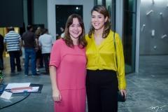 Carla Seixas e Juliana Fátima
