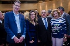 Geraldo Luciano, Agueda-Muniz, João Carlos e Auxiliadora Paes Mendonça