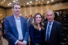 Geraldo-Luciano, Águeda Muniz e João Carlos Paes Mendonça