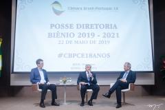 Geraldo Luciano, João Carlos Paes Mendonça e Wandocyr Edy Mori Romero.