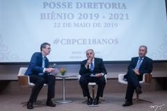 Geraldo Luciano, João Carlos-Paes-Mendonça  e Wandocyr Edy Mori Romero.