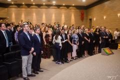 Posse dos novos diretores da Câmara Brasil-Portugal no Ceará 2019