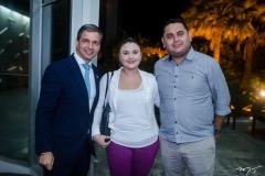 Rômulo-Soares, Vanessa Ramos e José Sales