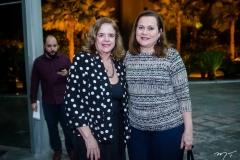 Roseanae Medeiros e Marta Campelo