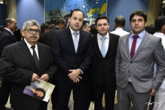 Francisco Alves, Sandro e Cristiano Camilo e Euclides Gomes
