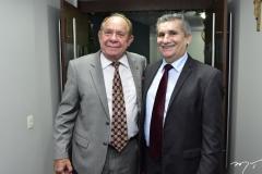 Manoel Duca e Marcelo Arcanjo