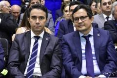 Plácido Rios e Edilberto Pontes